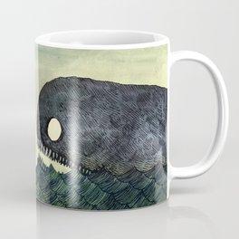 Monstrous Whale Coffee Mug