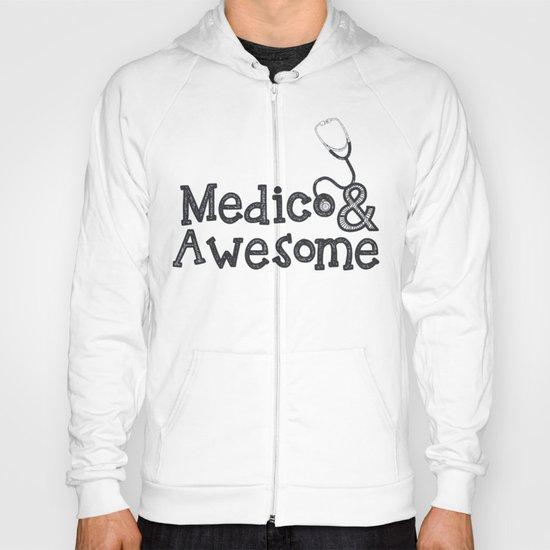 Medico & Awesome Hoody