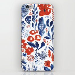 Figment Fields  iPhone Skin