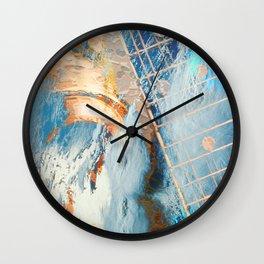 Mando Earth  Wall Clock