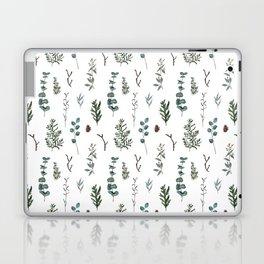 Pine and Eucalyptus Laptop & iPad Skin