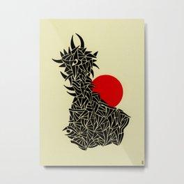 - pact - Metal Print