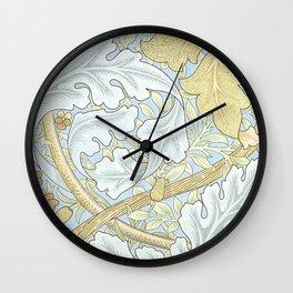 St James William Morris Pattern Wall Clock