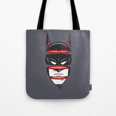 Defrag Man Tote Bag