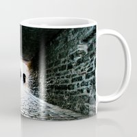 silhouette Mugs featuring Silhouette by Kim Ramage