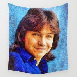 David Cassidy, Hollywood Legend Wall Tapestry