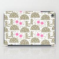 rain iPad Cases featuring Rain by ottomanbrim