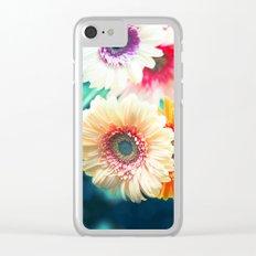 Sunny Love III Clear iPhone Case