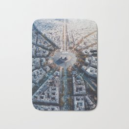 Arc De Triomphe, Paris Bath Mat