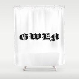 Gwen Shower Curtain