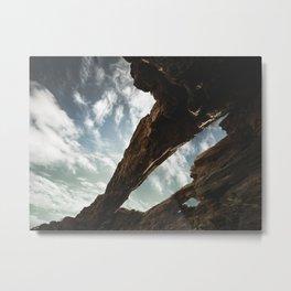 Arco del coronadero in Gran Canaria island, Canary Islands (2) Metal Print