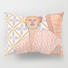 Pastel Babe Pillow Sham