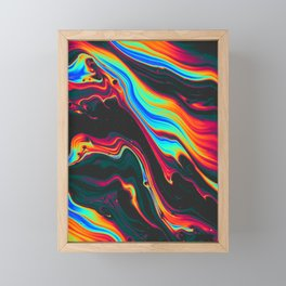 THE GRIEF Framed Mini Art Print