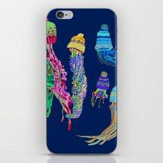Cool Jellyfish 2 iPhone & iPod Skin