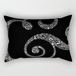 The Ampersand of Ampersands Rectangular Pillow