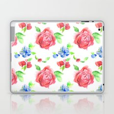 Summer Flowers Laptop & iPad Skin