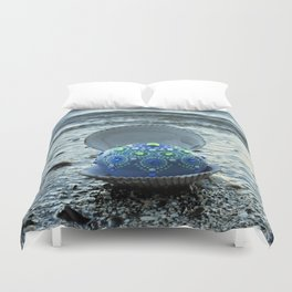 Ocean Jewelz Duvet Cover
