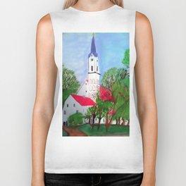 Kirche von Ergolding Biker Tank