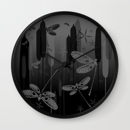 CN DRAGONFLY 1011 Wall Clock