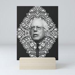 Bernie Sanders as Art Mini Art Print