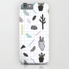 PASTEL GARDENS iPhone 6s Slim Case