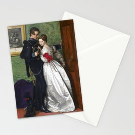 John Everett Millais - The Black Brunswicker Stationery Cards