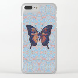 Butterfly Variation 06 Clear iPhone Case