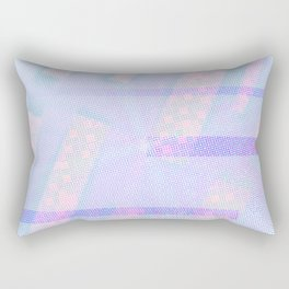 Barriers Rectangular Pillow