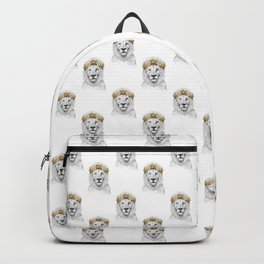 Festival lion (color version) Backpack