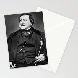 Etienne Carjat- portrait of Rossini Stationery Cards