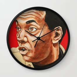 "Stokely Carmichael ""Revolutionary"" Wall Clock"