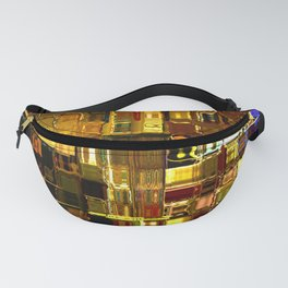 squaring the circle Fanny Pack