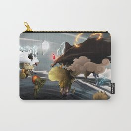 Cruel Worlds Carry-All Pouch