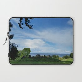 Triptychs III (Mind's Eye) Laptop Sleeve