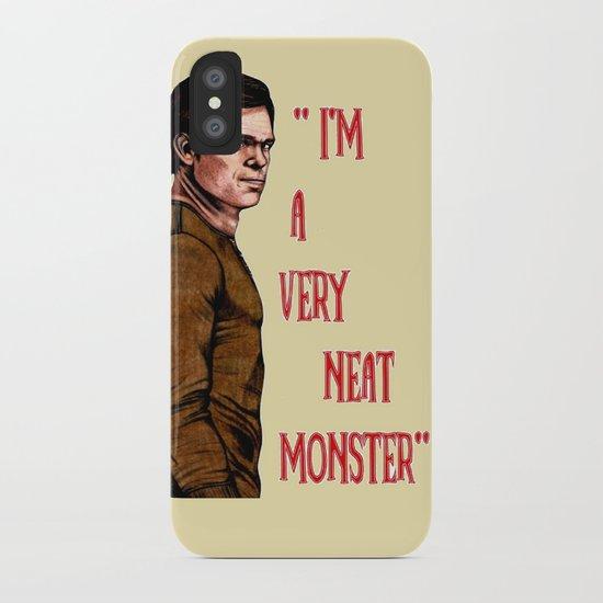 Dexter Morgan iPhone Case