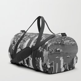 Chrysler Building, New York City 1932 Duffle Bag