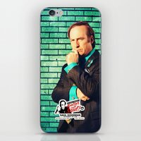 better call saul iPhone & iPod Skins featuring BREAKING BAD - Better Call Saul - for iphone by Vertigo