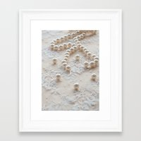 broken Framed Art Prints featuring Broken by Colleen Farrell