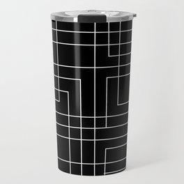 ABSTRACT GEOMETRIC VI Travel Mug