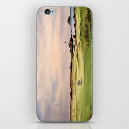 Turnberry Golf Course 12th Hole iPhone Skin