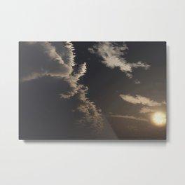 Approaching Front (Cloud series #7) Metal Print