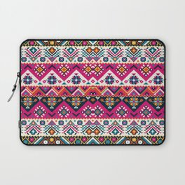 Oriental Floral Traditional Moroccan Style  Laptop Sleeve