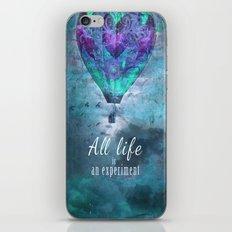 All life... iPhone & iPod Skin