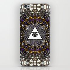 The Power iPhone & iPod Skin