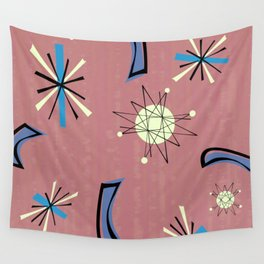 Atomic Age Wall Tapestry