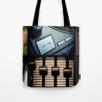 arsenal Tote Bags featuring The Arsenal by TJAguilar Photos
