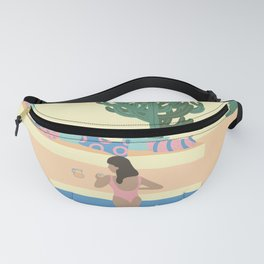 The pool Fanny Pack