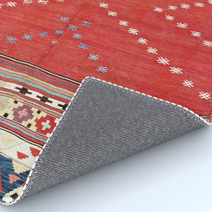 Fethiye Southwest Anatolian Camel Cover Print Rug