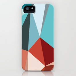 BETWEEN EARTH AND SKY iPhone Case