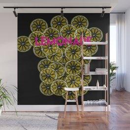 Lemonade Wall Mural